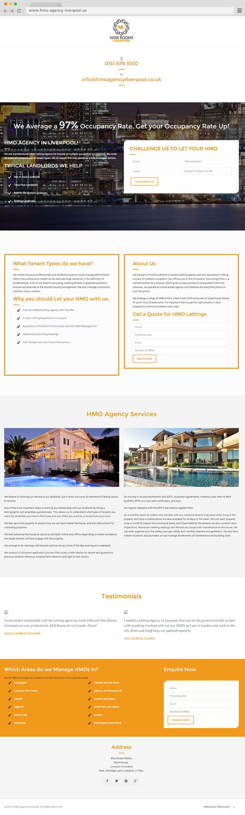 HMO Agency Liverpool