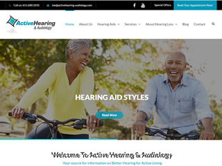 Active Hearing Audiology