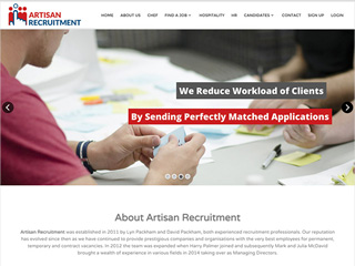 Artisan Recruitment