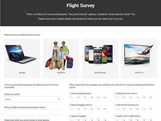 Flight Survey