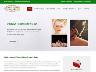 Vibrant Health Herb Shop