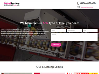 Label Manufacturers