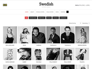 Swedish Actors Agency